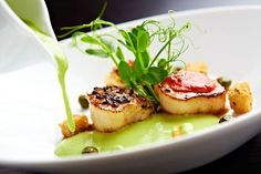 Michelin Star Dining - UK Dining food and restaurant news