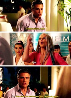 Britney Queen Spears & Rogelio De La Vega (Jane The Virgin - Chapter Twenty-Seven)