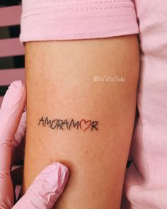 Pair Tattoos, Mini Tattoos, Cute Tattoos, Body Art Tattoos, New Tattoos, Tiny Tattoos For Women, Small Girl Tattoos, Little Tattoos, Back Of Ankle Tattoo