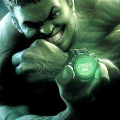 Marvel Comics: Hulk, smash time