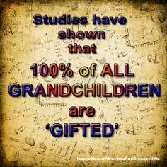 lol...just ask the Grandma!