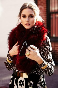 THE OLIVIA PALERMO LOOKBOOK: Olivia Palermo for Vogue Spain 7 Days 7 Looks : Day 4