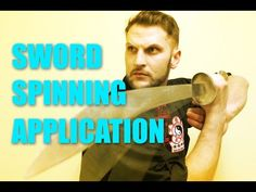 Kung Fu Sword Spinning Application - YouTube