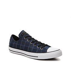 Converse Chuck Taylor All Star Plaid Sneaker - Womens