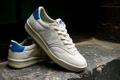 "New Balance CRT300 Revlite ""White Blue"""