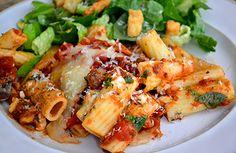 Lazy Lasagna - NutriChef USA Healthy Gourmet