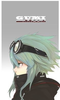anime goggles side view - Google Search