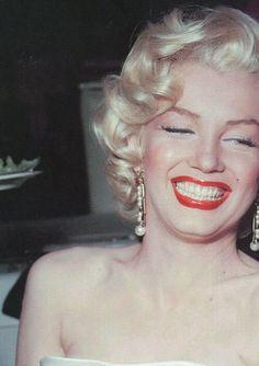 Genuine joy from Marilyn's soul