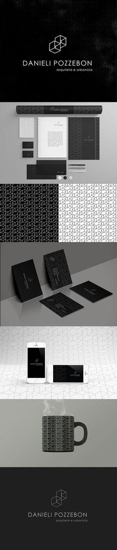 a logo dele formas as malhas geometricas Design Art, Print Design, Logo Design, Graphic Design, Personal Identity, Visual Identity, Portfolio Design Grafico, Self Storage, Initial Letters