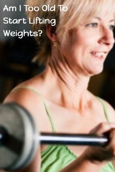 Age is not a factor when it comes to weight lifting as literally anyone (even those as old as 90) can reap the benefits when they start lifting weights. #weightlifting #fitness #exercise #stayhealthy