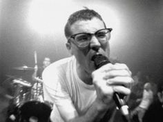 milo was the lead singer for the descendents. he left the band to go to college. he now has a doctorate in biology ( i believe). you have to respect that.