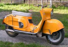OSA 175cc scooter