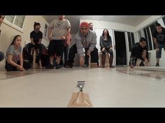 Minute to Win It: Get Forked (Head-to-Head) - YouTube