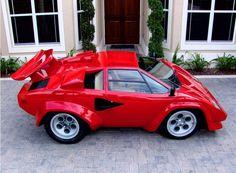 Ferrari Smart Car Body Kit