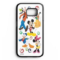 Disney Friend Samsung Galaxy S6 Edge Case