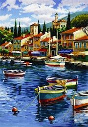 Anatoly Metlan; LOVE this artist...