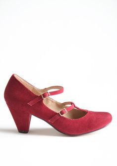 not sure why, but i am pretty sure i need these <3 Maddy Corduroy Pumps By Chelsea Crew | Modern Vintage Shoes