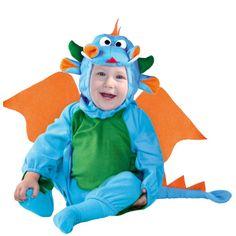 Niedliches Drachen-Kostüm für Babys und Kleinkinder