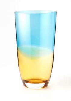 """SASAKI Riviera 15.5"""" Vase"""