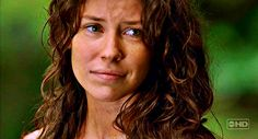 - she's gorg.  #LOST