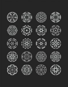 Ornamental Designs by ScriptKiddy.deviantart.com on @deviantART