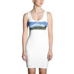 Glimpse of  Nature - Sublimation Cut & Sew Dress