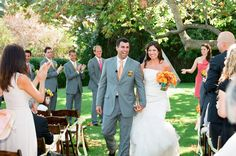 calla lilies with coral wedding - Google Search