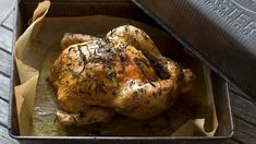 How to cook a good roast chook