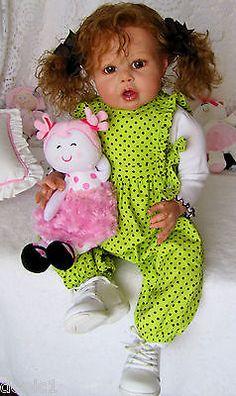 Nancy's Lil Darlings Violet by Jannie de Lange Toddler Girl Reborn OOAK Reborn Toddler, Toddler Dolls, Child Doll, Reborn Baby Dolls, Toddler Girl, American Girl Doll Sets, Miniature Dolls, Beautiful Dolls, Art Dolls