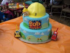 Bob the Builder cake 4th Birthday, Birthday Parties, Birthday Cake, Birthday Ideas, Bob The Builder Cake, Party Themes, Party Ideas, Cake Decorating, Decorating Ideas