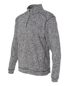 J. America 8614 - Cosmic Fleece 1/4 Zip Pullover Sweatshirt - Wholesale and Bulk Pricing Available