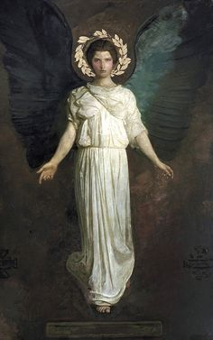 Abbott Handerson Thayer - Angel Two