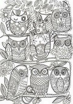 Mandala Owl Coloring Pages. 31 Mandala Owl Coloring Pages. More Than 15 Mandala Owls Coloring Pages Reducing the Stress Owl Coloring Pages, Printable Coloring Pages, Free Coloring, Coloring Sheets, Coloring Books, Kids Coloring, Owl Art, Colorful Drawings, Sketches