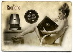 Rionero Caffè - Only the essential