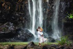 Ensaio na Cachoeira Rio dos Pardos