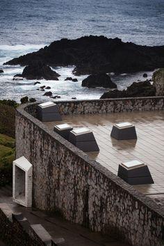 Environmental Interpretation Centre in Flores Island – Azores / Ana Laura Vasconcelos