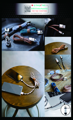 Genuine Leather Charger Sync USB Data Cable for iphone6/6s plus(search for kab-078-en in store) Lightning USB Datenkabel Lederummantelung für iPhone und iPad