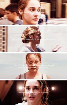 FEELS ~Divergent~ ~Insurgent~ ~Allegiant~