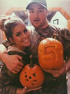 #couple #pumpkincarving #silly #relationships