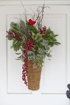 swags wreaths christmas   Christmas Wreaths Swags Baskets Pictures