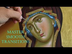 How to Perfectly Blend Skin Tones with Egg Tempera - Step by Step Tutorial - YouTube Byzantine Icons, Byzantine Art, Face Proportions, Paint Icon, Tempera, Religious Art, Portrait Art, Madonna, Videos