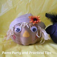Pumpkin Decorating Ideas!
