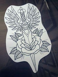 Rose Tattoos, Leg Tattoos, Black Tattoos, Body Art Tattoos, Small Tattoos, Tattoos For Guys, Sleeve Tattoos, Tattoo Design Drawings, Tattoo Sleeve Designs
