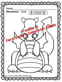 Fern's Freebie Friday ~ Fairy Tale Themed Contraction
