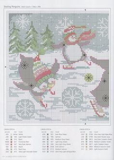 (1) Gallery.ru / Фото #14 - A Cross Stitch Christmas Handmade Holiday - marinamelnik