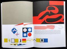 Ladislav Sutnar: Visual Design in Action The Book, Typography, Sketches, Concept, Graphic Design, Bauhaus, Parka, Blog, Action