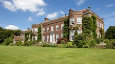 The south front at Hinton Ampner, Hampshire