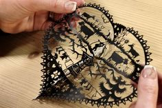 découpage inspiration suisse Kirigami, Paper Cutting, Paper Art, Book Art, Creations, Arts And Crafts, Logo, Drawings, Inspiration
