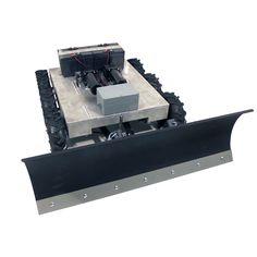 6WD RC Snow Plow Robot Platform - WC DB
