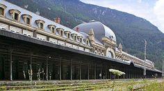 Canfranc: la historia hecha turismo